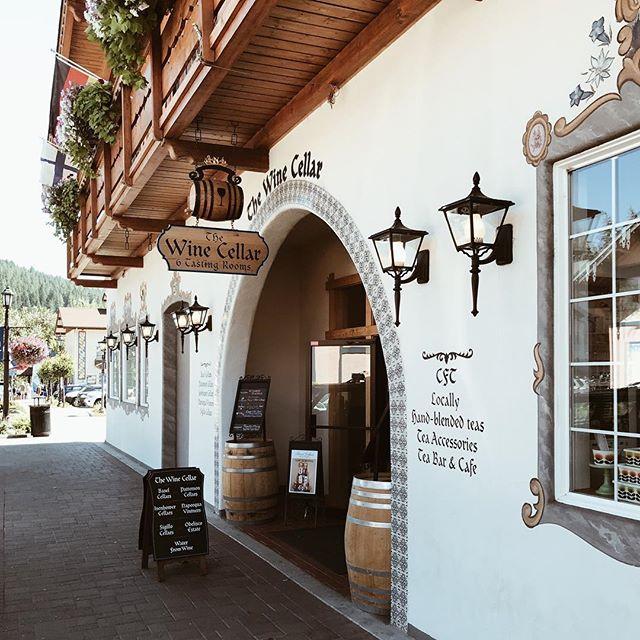 We made it to Leavenworth! ✨ #leavenworth