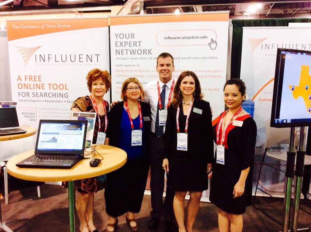Influuent at BIO 2015
