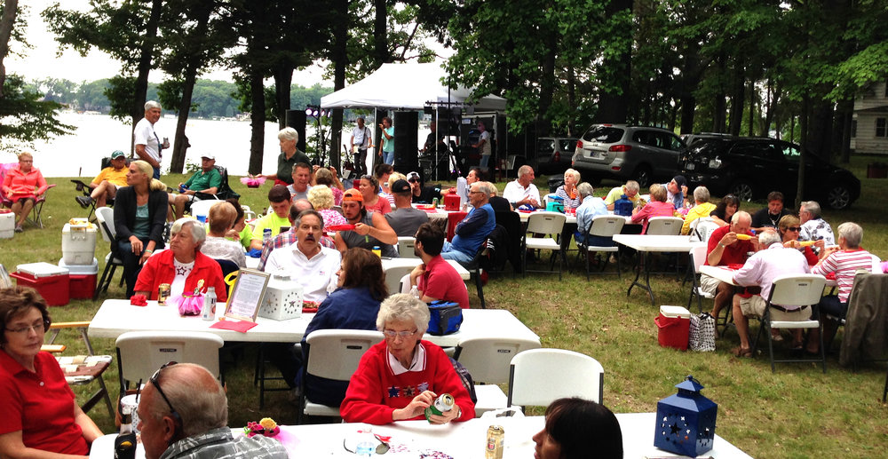 A glimpse of the 2014 Polk Picnic