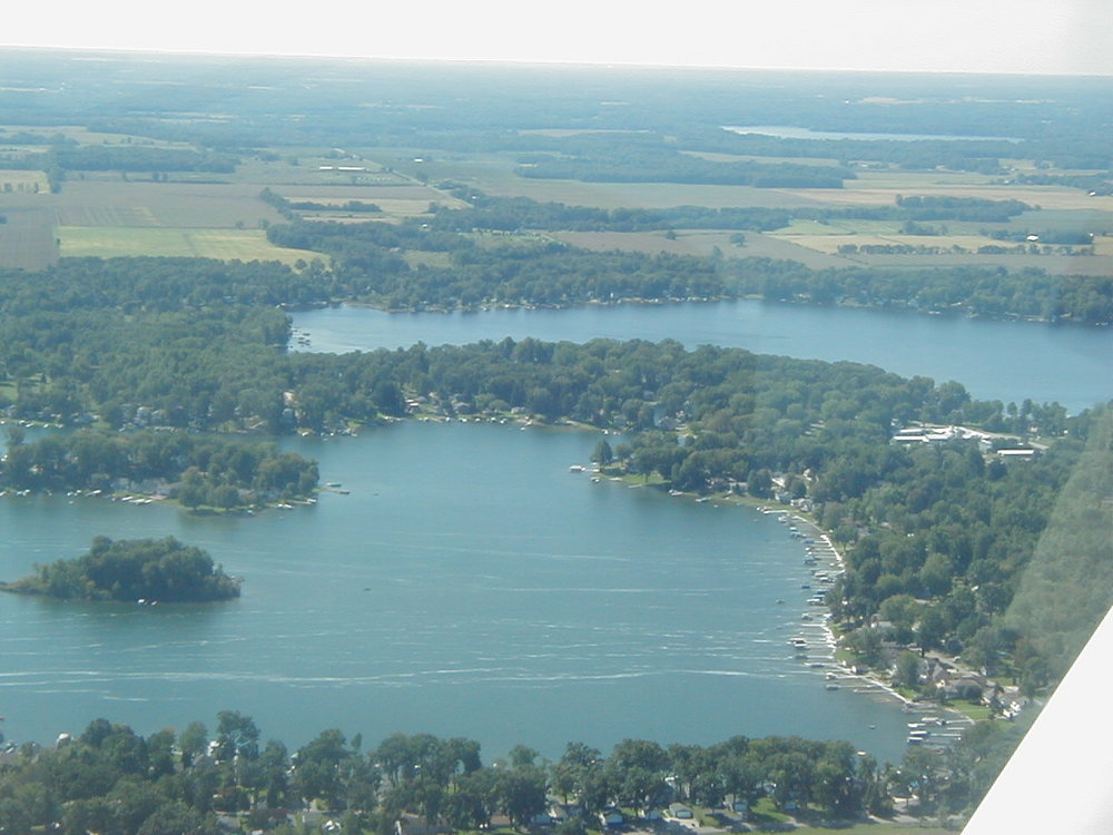 West Lakeshore and Dewey