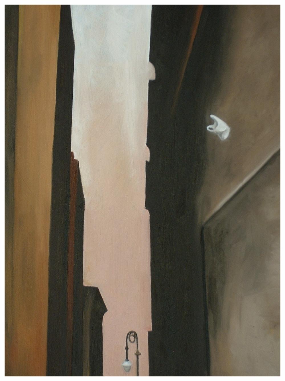 O'Keeffe's Bag (detail)