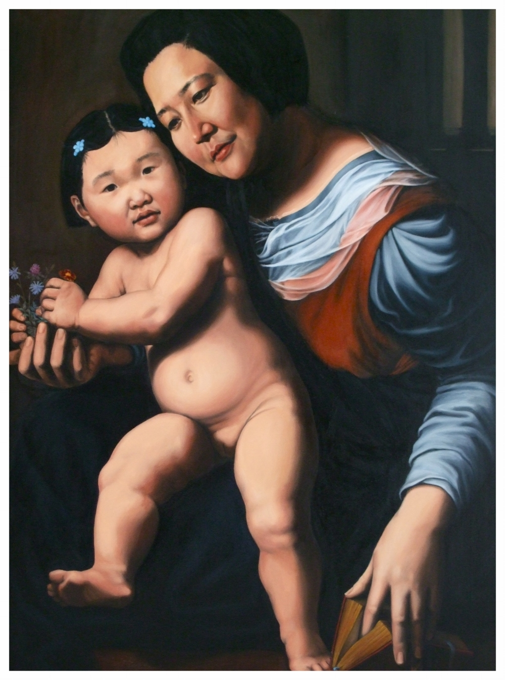 Madonna and Child ©1997