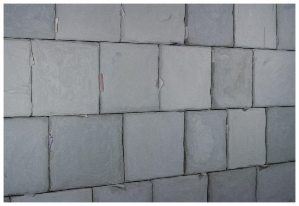 Wailing Wall detail