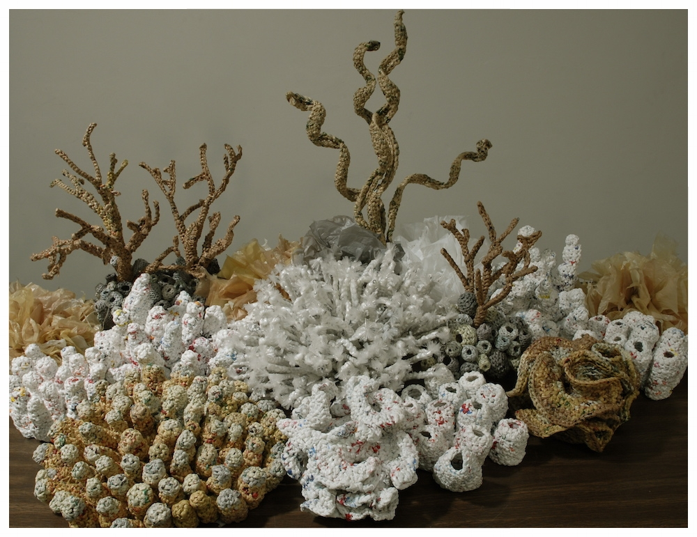 Bag Coral ©2009 (dimensions variable)