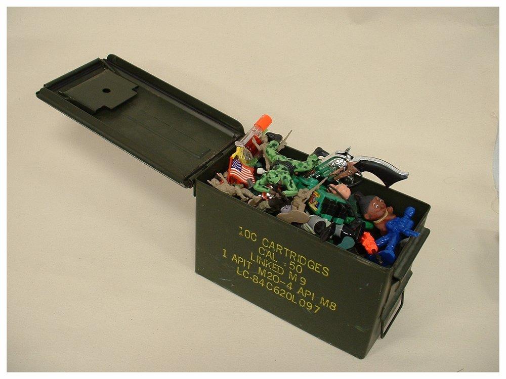 Toy Box, 7x12x6