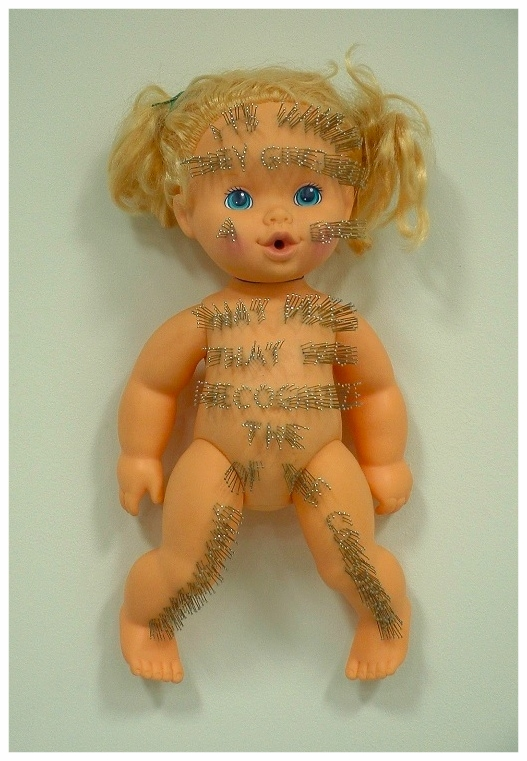 A Doll That Pees ©1998