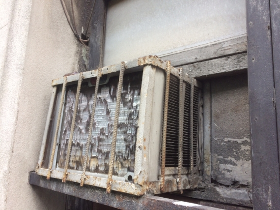 There is no one-size-fits-all solution, as this window a/c in Havana, Cuba shows.