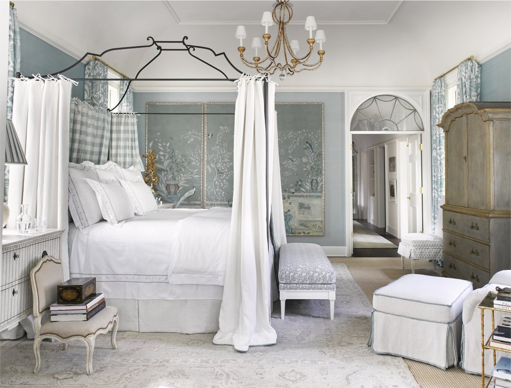 Master Bedroom by Tristan Harstan photo by David Christensen