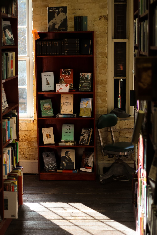 Intimate-bookstore