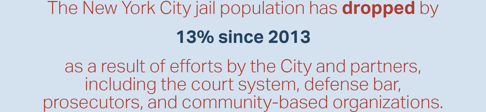 Source: Mayor's Office of Criminal Justice (MOCJ)