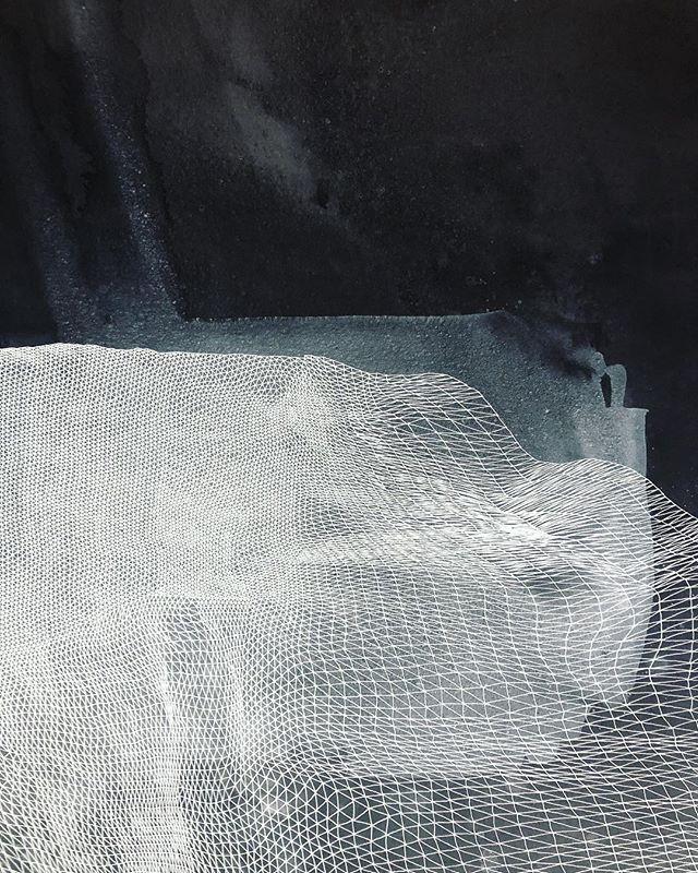 #tessellation #tessellate #triangle #art #brooklynart #artist #milkyway #firmament #stars #brooklynartist #nycart #nycartist #williamsburgartist #abstractart #abstractartpainting #abstractartist #lines #line #lineart #blackandwhiteart #mountains #terrain #diamond#instaart #instagood #artforsale #artforsalebyartist#inkwash#indiaink#ink