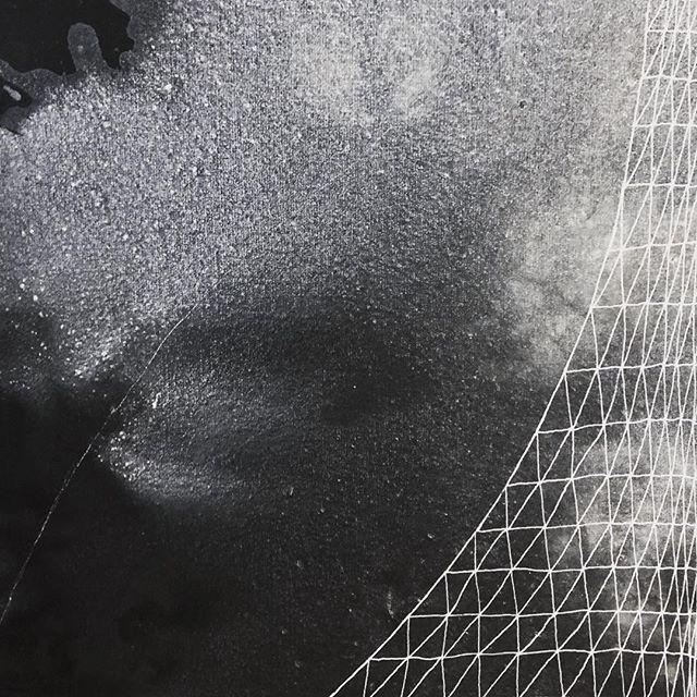 New WIP #tessellation #tessellate #triangle #art #brooklynart #artist #milkyway #firmament #stars #brooklynartist #nycart #nycartist #williamsburgartist #abstractart #abstractartpainting #abstractartist #lines #line #lineart #blackandwhiteart #mountains #terrain #diamond#instaart #instagood #artforsale #artforsalebyartist#inkwash#indiaink#ink