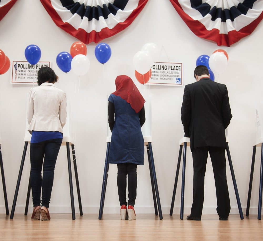 voting rights -