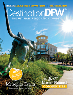 Destination DFW Relocation Guide - Dallas & Fort Worth