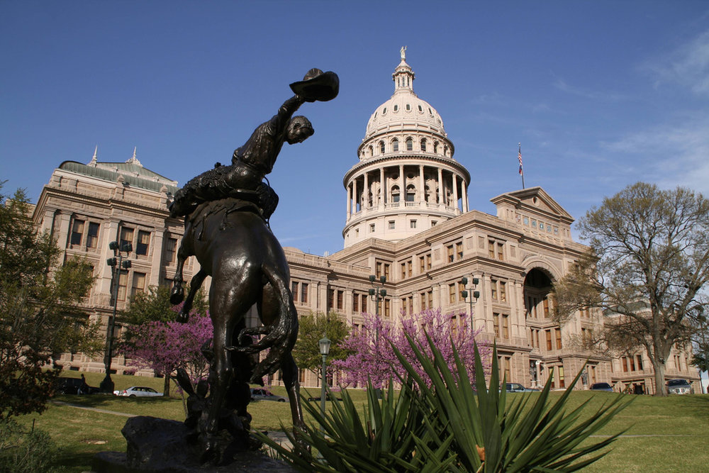 Texas State Capitol - Austin, Texas.  Photo Courtesy of Flickr