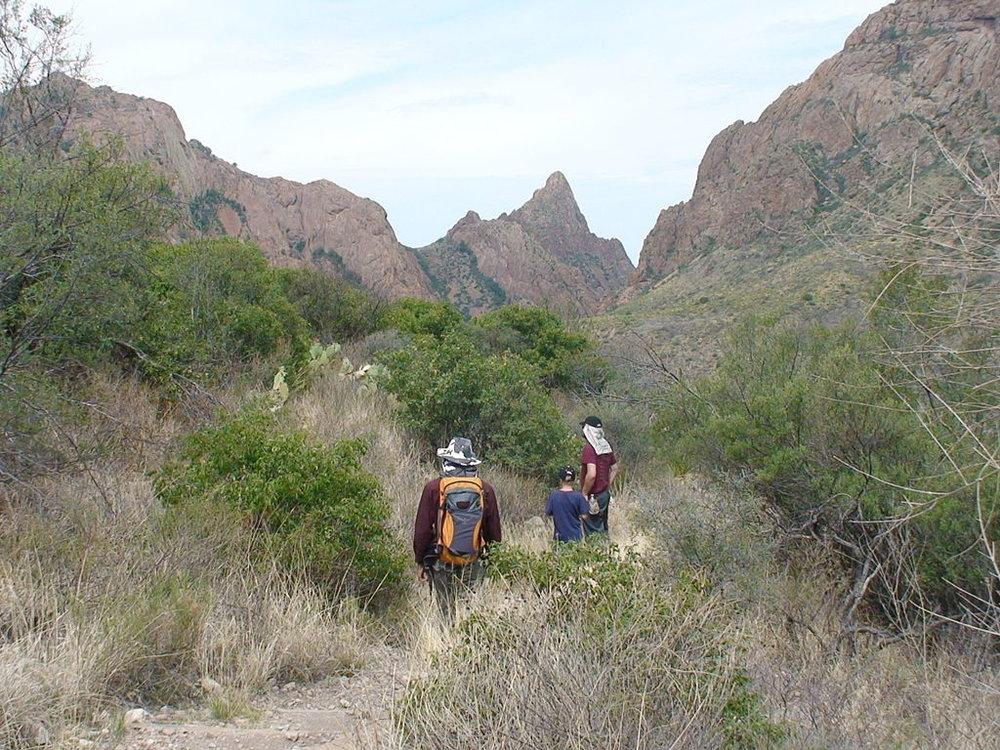 Big Bend National Park - Photo Courtesy of Wikimedia
