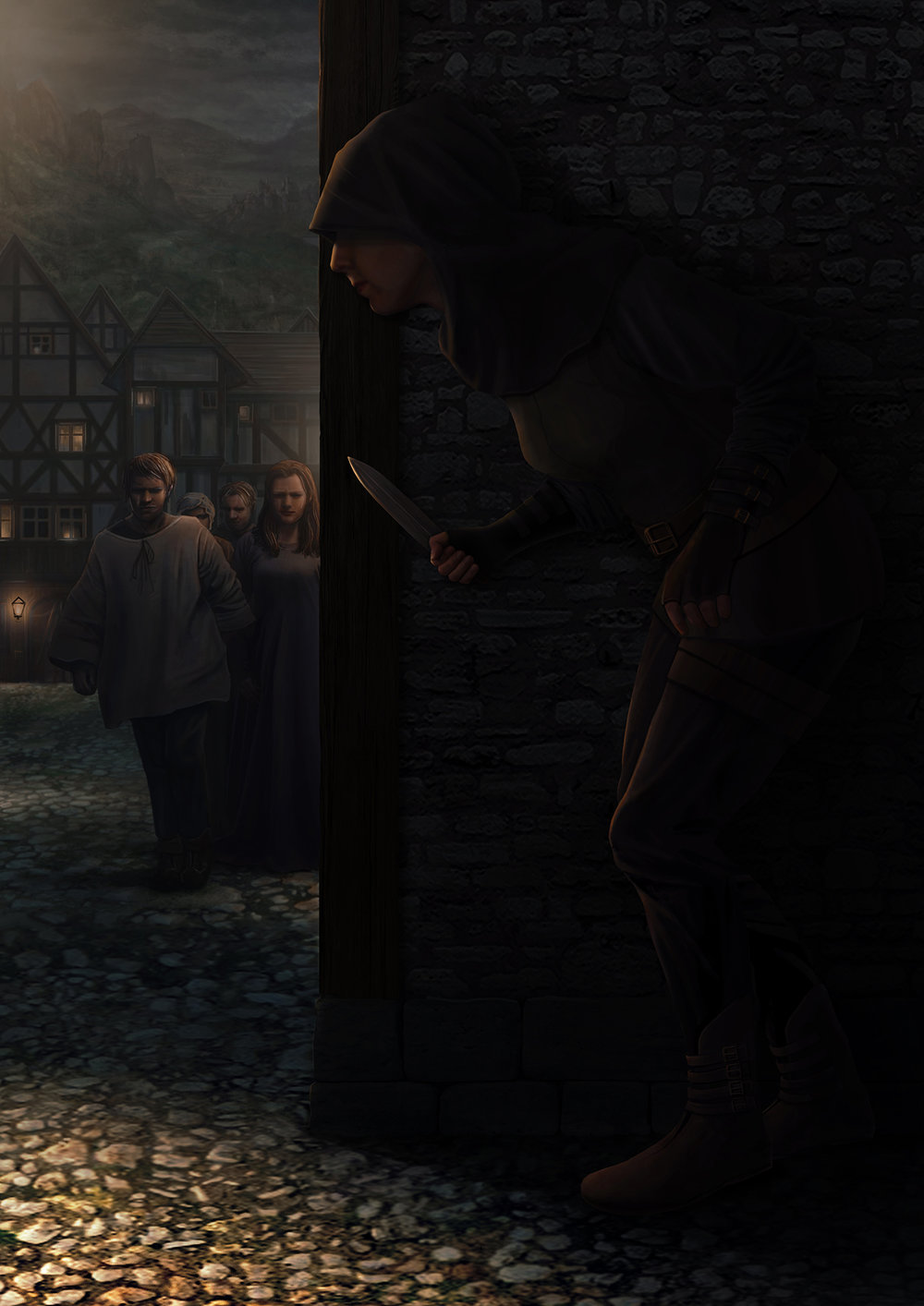 Medieval RPG inspired by the classic titles   Shadowlands   Coming soon
