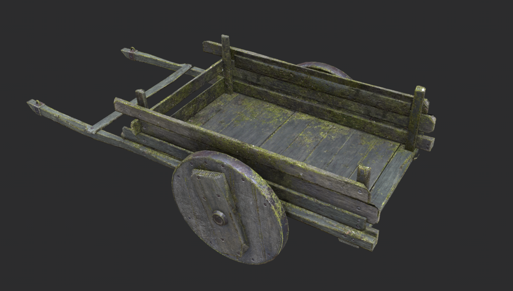 Handcrafted 3d assets for Unreal Engine   build your own historic scenes Coming soon