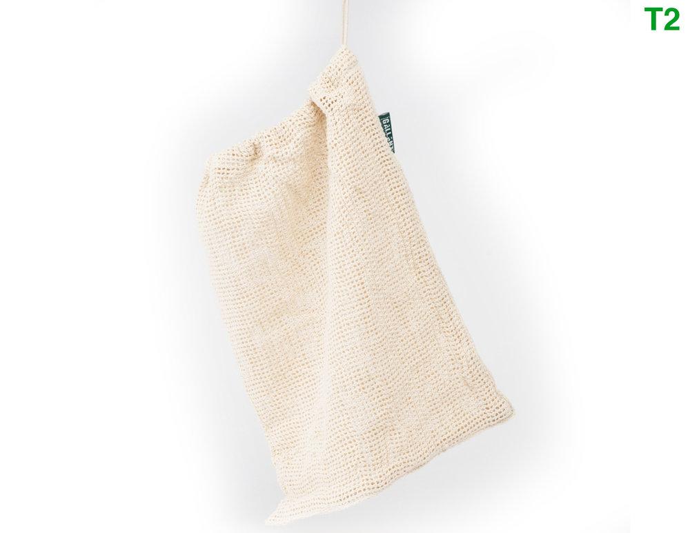 small mesh bag