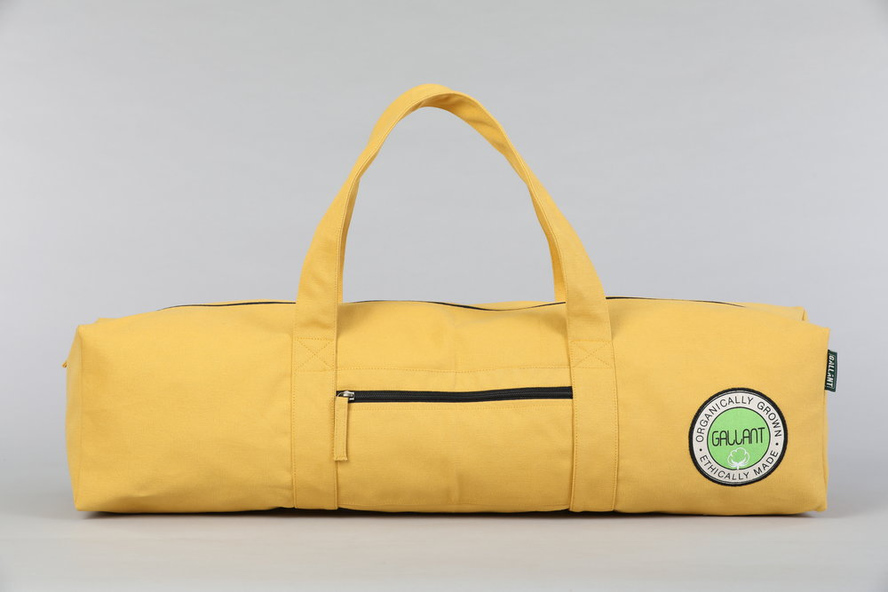 Organic Cotton Yoga Bags