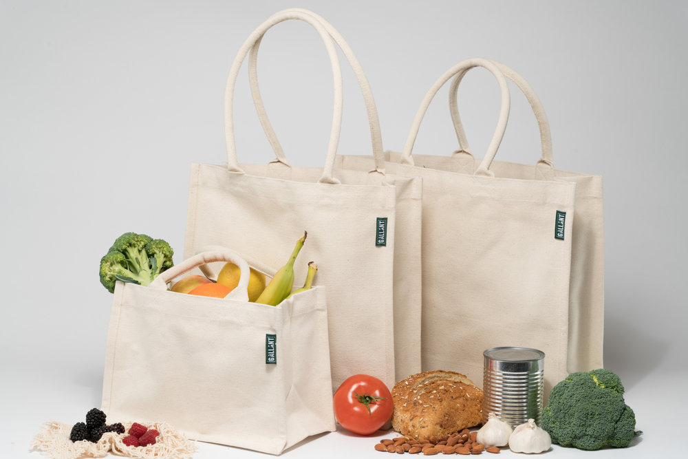 organic cotton tote bags