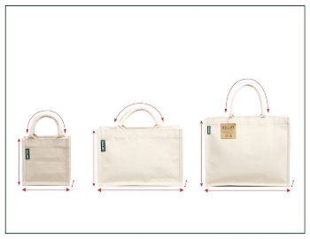 Organic  cotton Promotional Bags