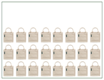 Organic cotton and Fair Trade cotton tote bags