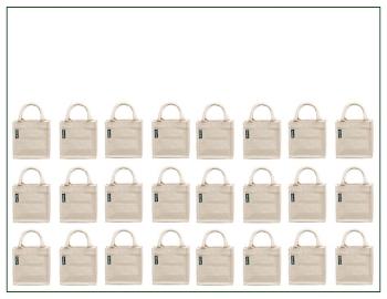 Organic and Fair Trade bags