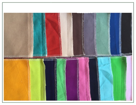 Organic cotton dyed Fabric