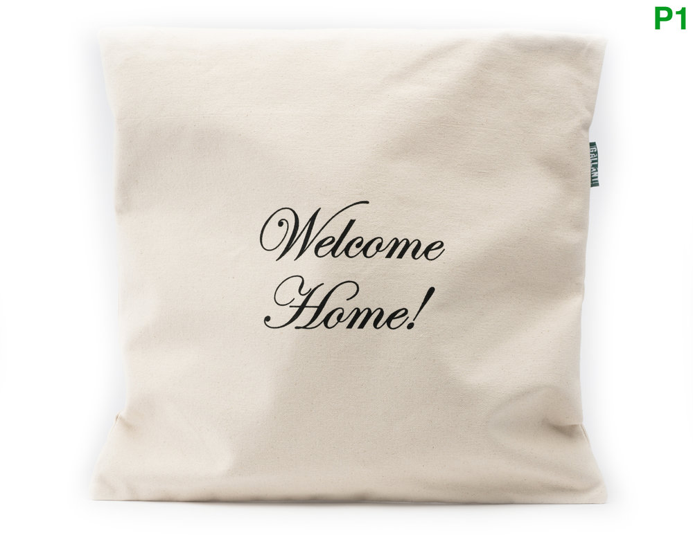 P1 - 18 x 18 Pillow Cover