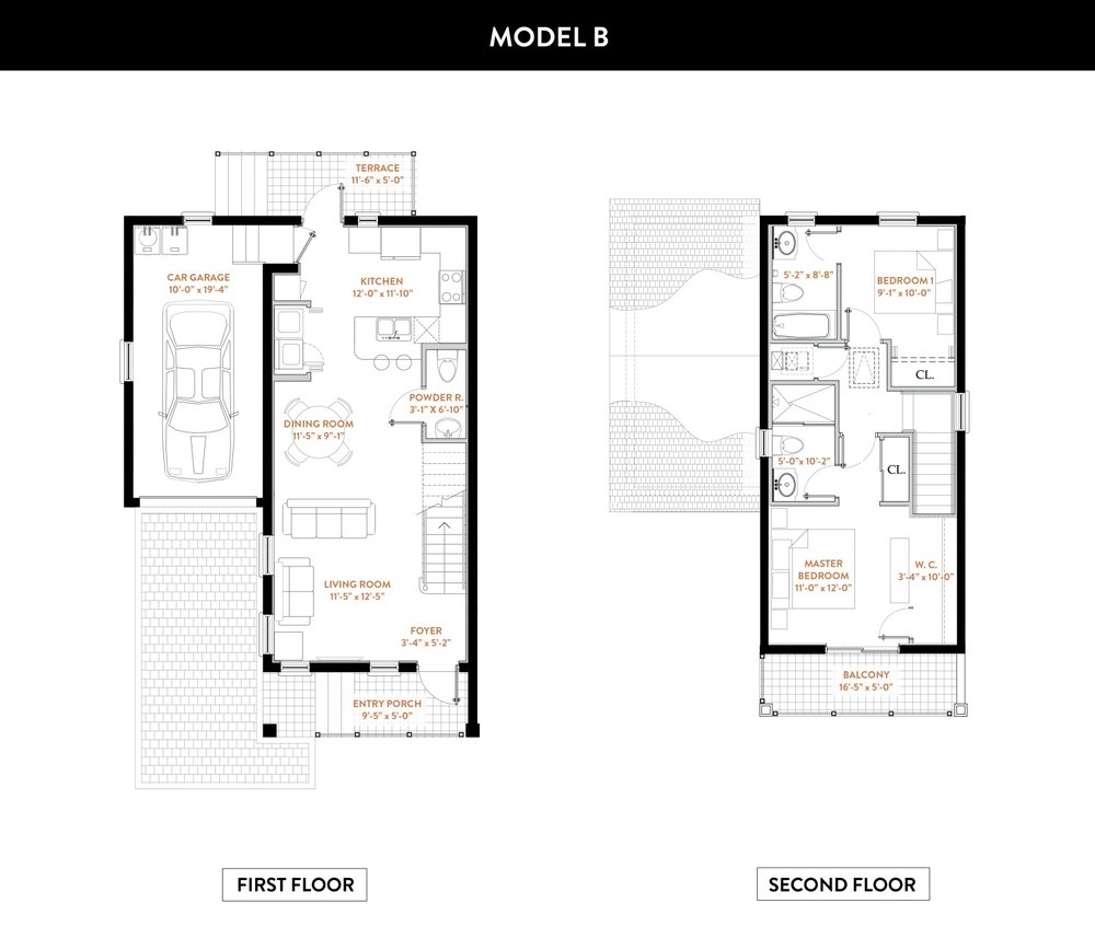 The Reserve at Edgewood Fort Lauderdale Model B