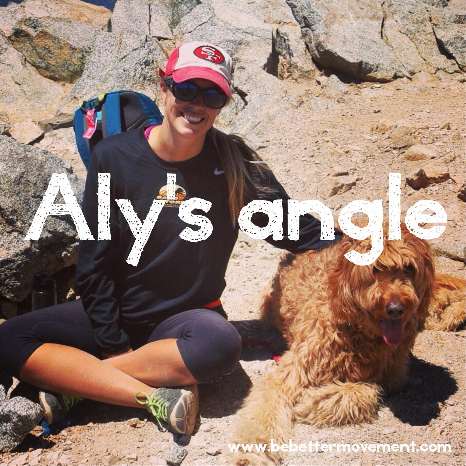 Aly's Angle
