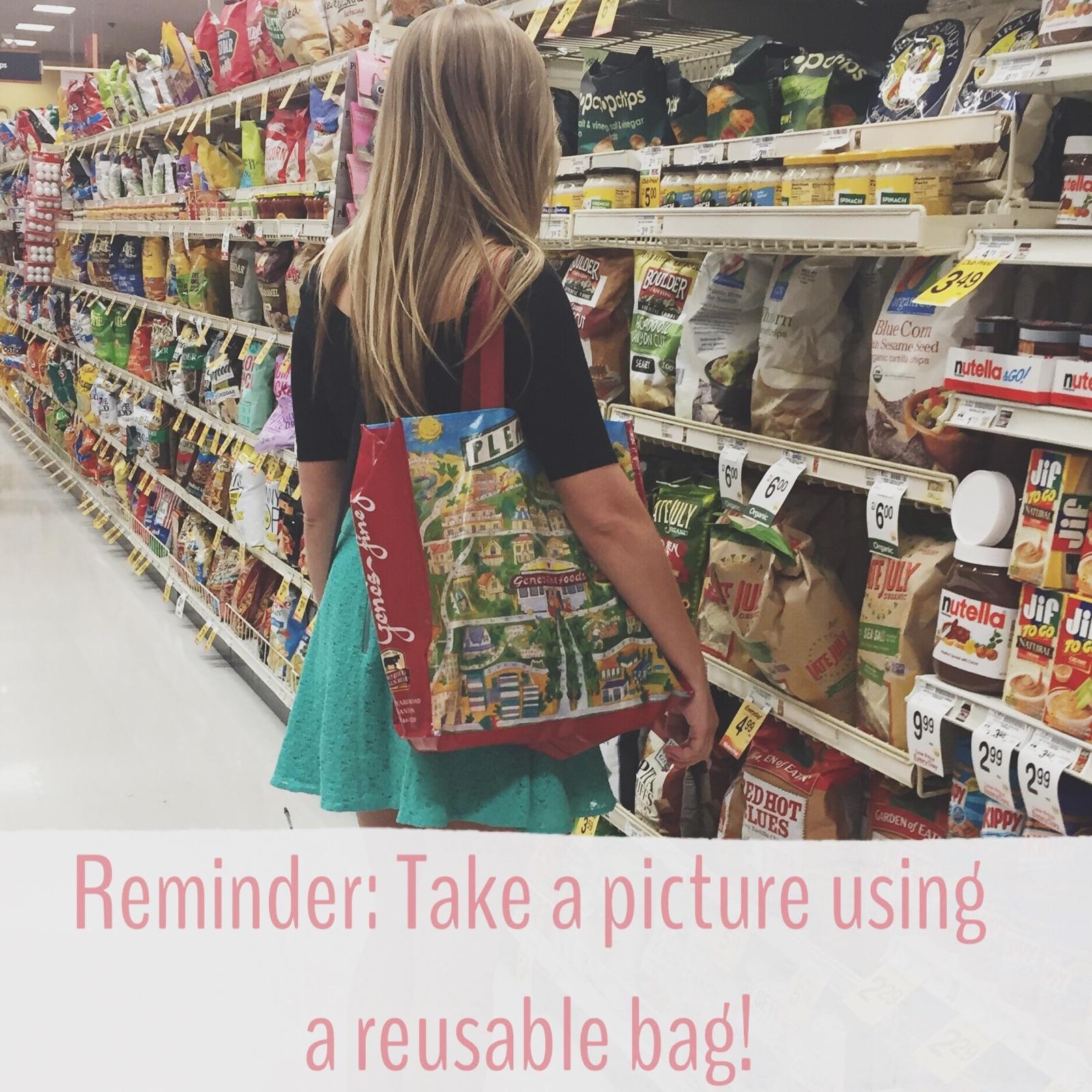reusable bagss