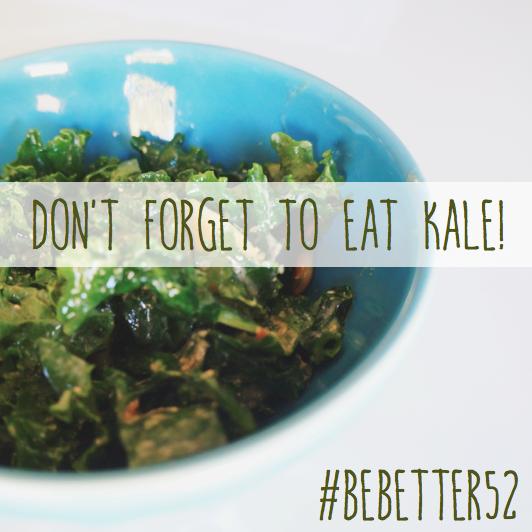 kale reminder