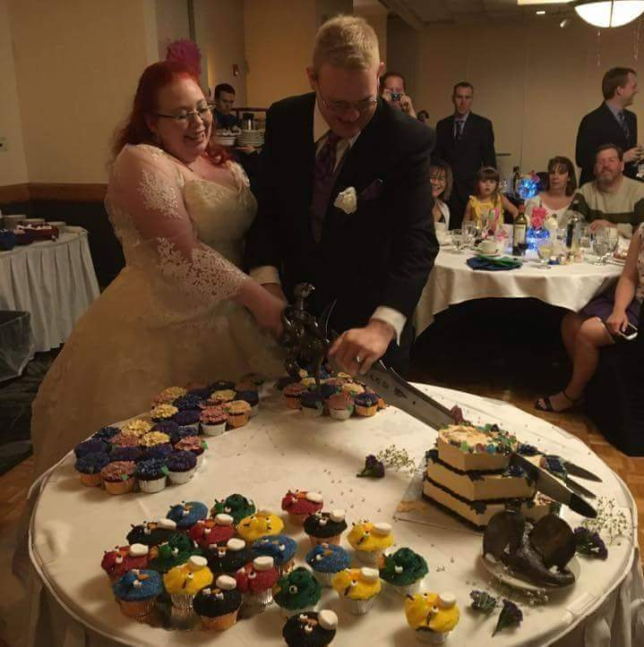 Dragon Fantasy Wedding