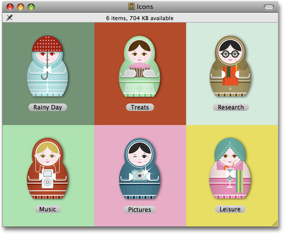 matryoshka-icons