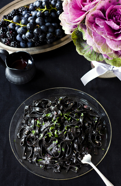 black-linguine