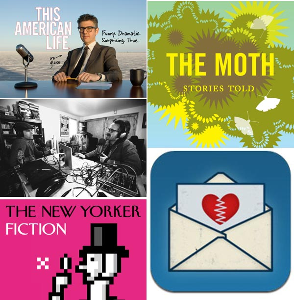 bryn listens : podcasts — Paperfinger