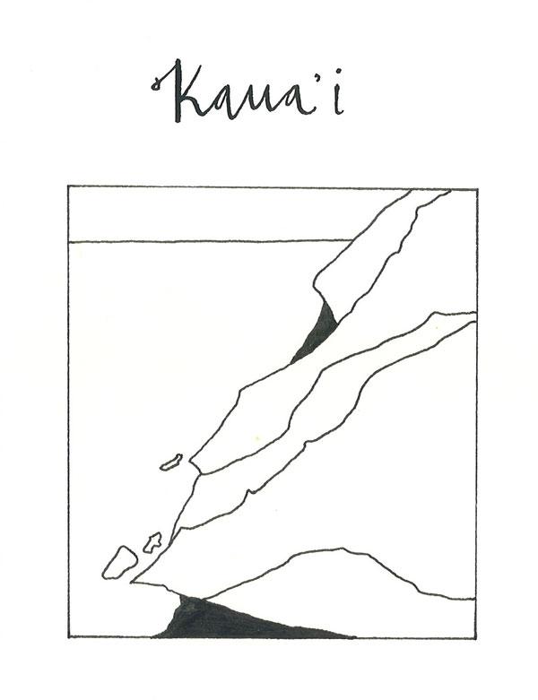 Paperfinger-Kauai