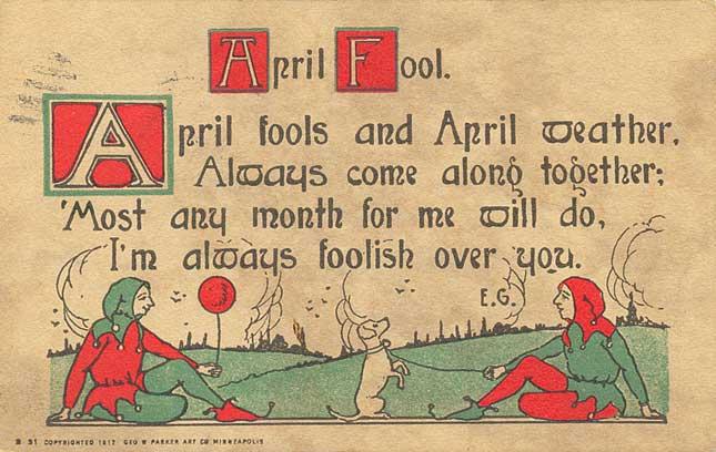 aprilFoolParker