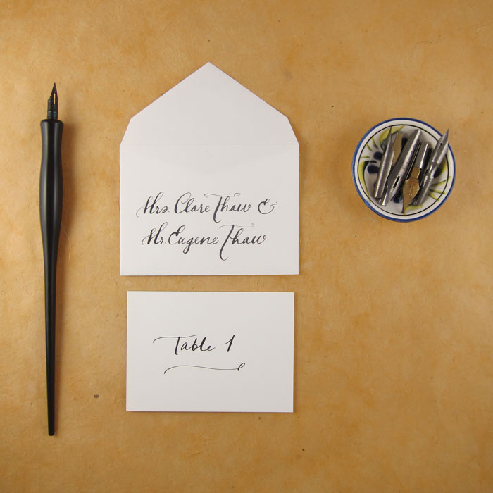 paperfinger-classic-escort-card-set