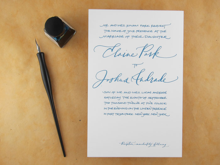 paperfinger-elaine-engraving-invitation