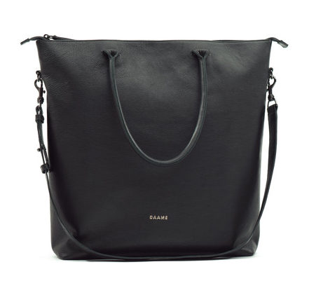 daame laptop tote front