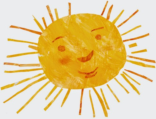 Summer Sun - Eric Carle