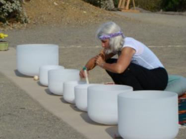 ChiroWunderLux  Maria Theresa Crystal Bowls dr kim gambino