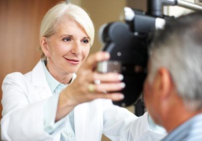 Optometrist persona, Dr. Edna