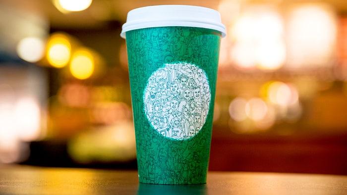 Image: Starbucks
