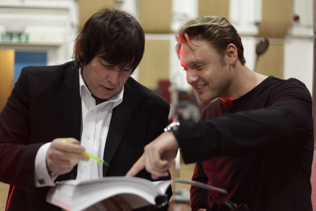 Abbey Road Studio 2 Live Room with Alexander Kogan