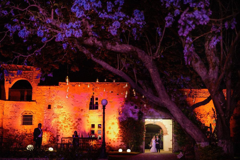 Boda hacienda San Miguel, Querétaro