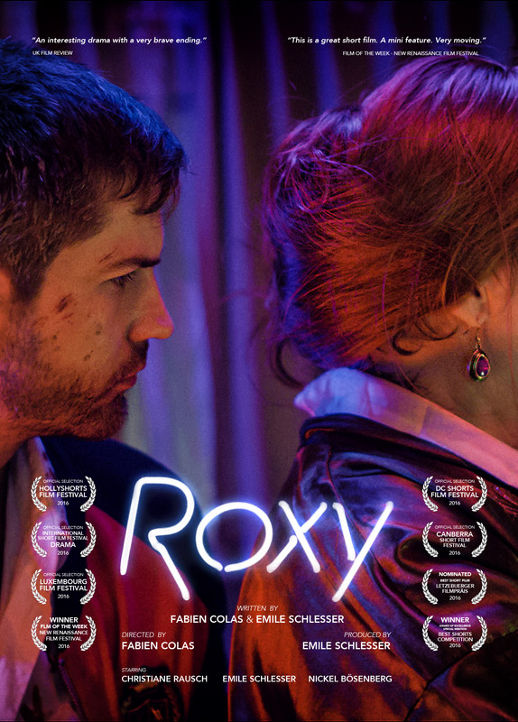 Roxy by Fabien Colas and Emile Schlesser